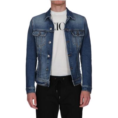 Giubbino in Jeans Dolce & Gabbana