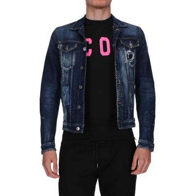 Giubbino Jeans Dsquared2