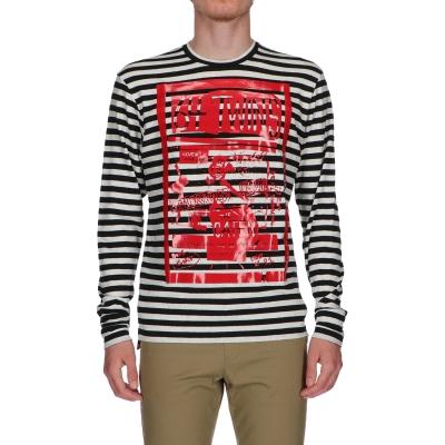 T-shirt manica lunga Dsquared2