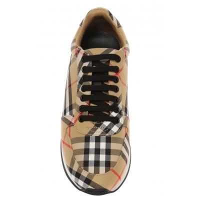Sneakers Travis Burberry