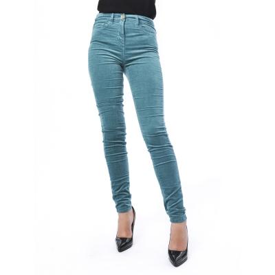 Pantaloni in jeans modello skinny Celeste Celeste