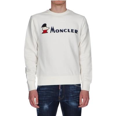 Felpa Girocollo Moncler
