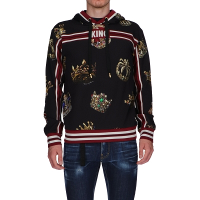 Felpa King Folce&Gabbana