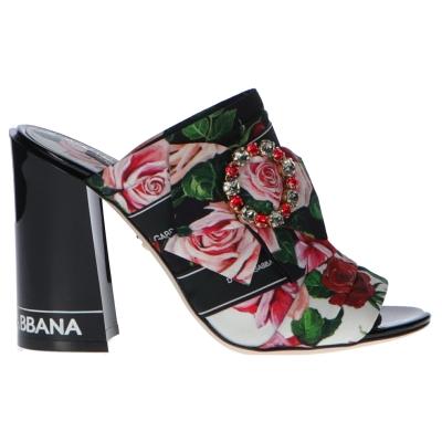 Ciabatta tacco cady Dolce & Gabbana